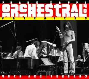FrankZappa OrchestralFavorites40
