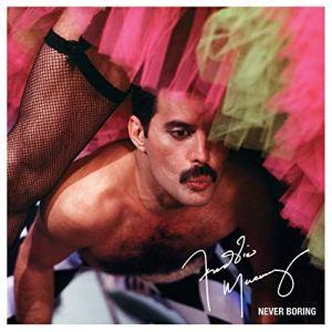 Freddie Mercury Never Boring