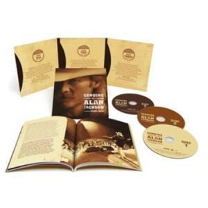 Genuine - Alan Jackson Contents