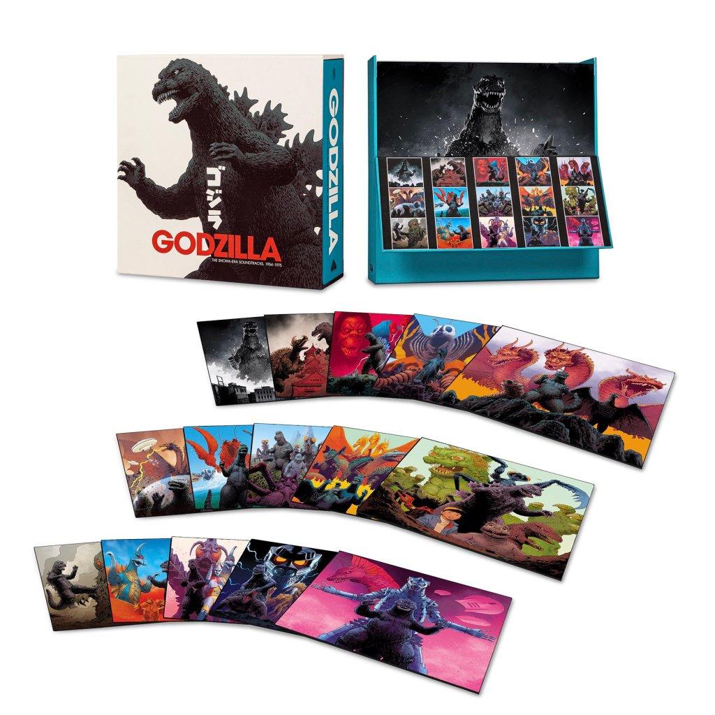 Godzilla Waxwork packshot