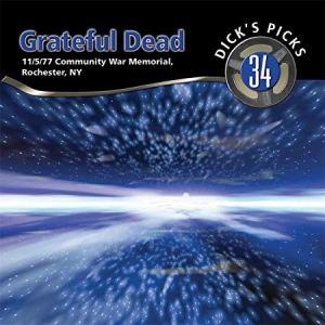 Grateful Dead Dicks Picks Rochester
