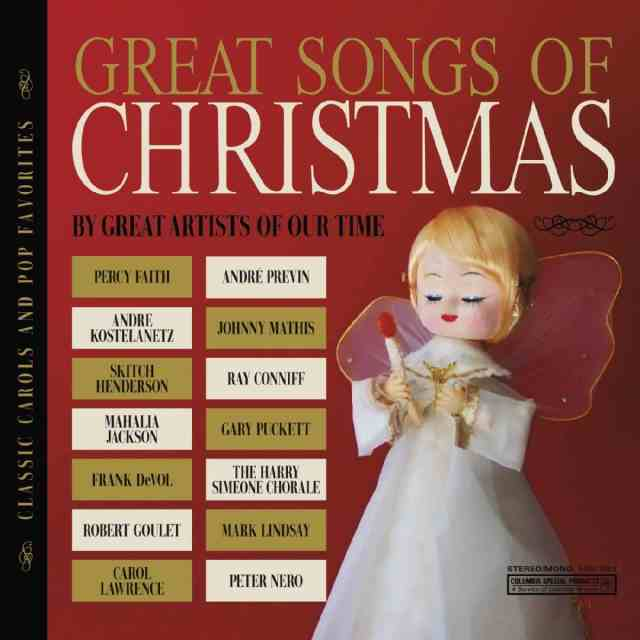 Out Tomorrow Great Songs Of Christmas Classic Carols And Pop