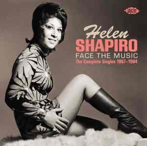 Helen Shapiro Face the Music Complete Singles