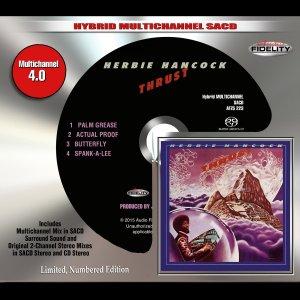 Herbie Hancock - Thrust SACD