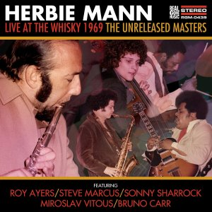 Herbie Mann - Whisky