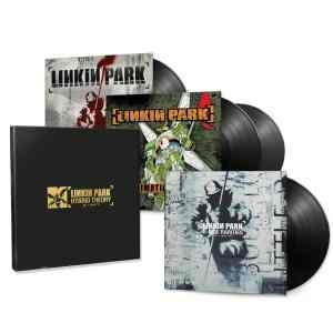 Hybrid Theory deluxe vinyl
