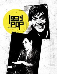 Iggy Pop Bowie Years Cover