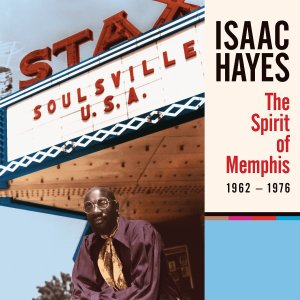 "Holiday Gift Guide Review: Isaac Hayes, ""The Spirit of Memphis 1962-1976"""