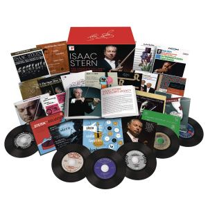 Isaac Stern Complete Columbia Analogue