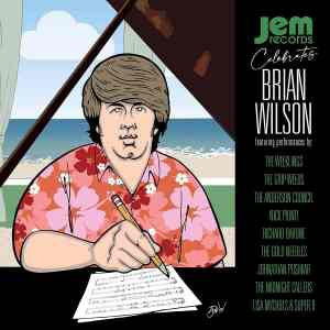 JEM Records Brian Wilson