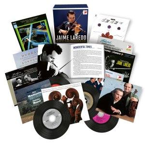 Jaime Laredo Complete RCA and Columbia