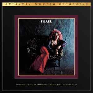Janis Joplin Pearl Mobile Fidelity