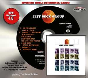 Jeff Beck Group SACD
