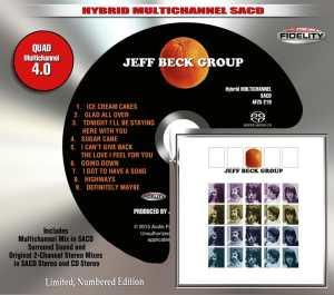 Jeff Beck Group SACD