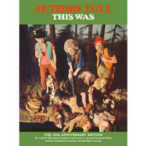 "A Sunday Feeling: Jethro Tull's Debut ""This Was"" Expanded For Its 50th Anniversary with New Stereo and Surround Mixes"