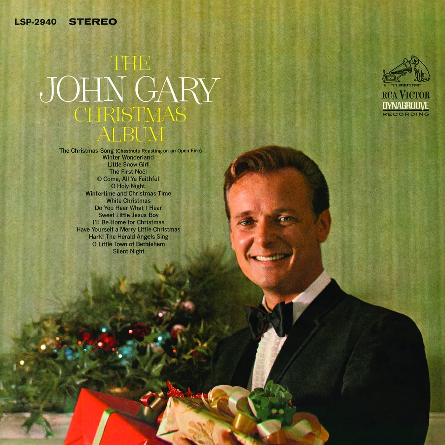 Real Gone Celebrates Christmas With The Soulful Strings, John Gary ...