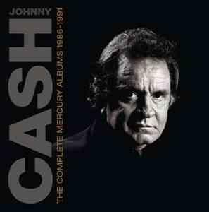 Johnny Cash Complete Mercury Albums