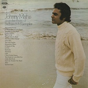 Johnny Mathis Bacharach and Kaempfert