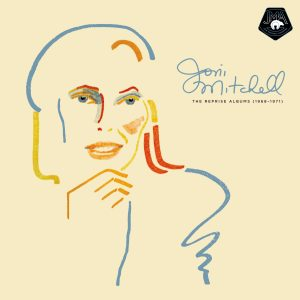 JoniMitchell TheRepriseAlbums Cover min
