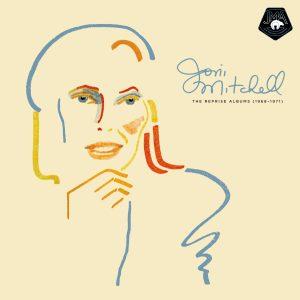 JoniMitchell TheRepriseAlbums Cover min