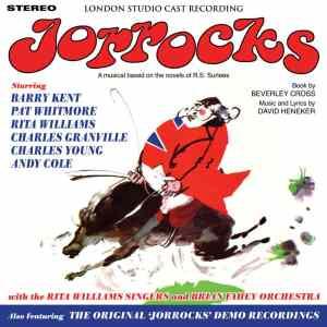 Jorrocks London Studio Cast