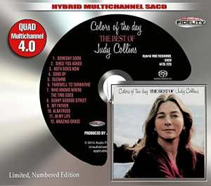 Judy Collins - Colors of the Day Quad