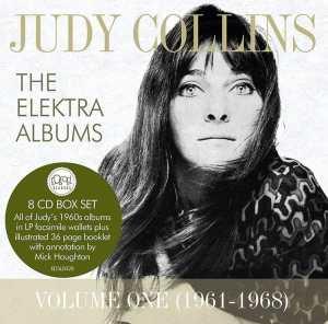 Judy Collins Elektra Albums