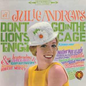 Wouldn't It Be Loverly? Two Julie Andrews Classics Return to CD