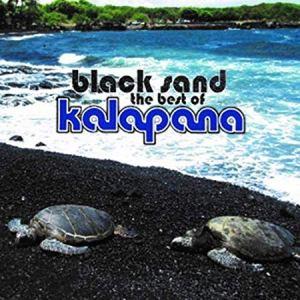Kalapana Black Sand
