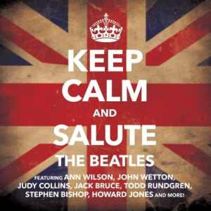 Keep Calm and Salute Beatles