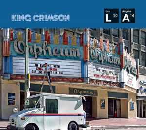 King Crimson - Orpheum