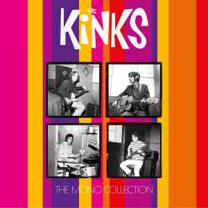 Kinks The Mono Collection Cover