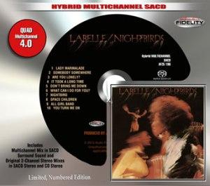 Labelle - Nightbirds SACD