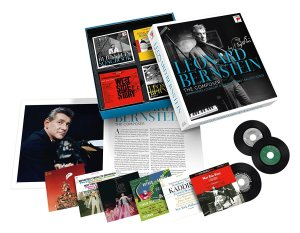 "Something's Coming: ""The Composer"" Collects Bernstein's Musicals and More In Massive Box"