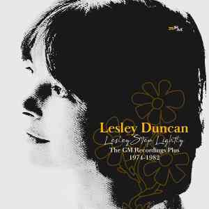 Lesley Duncan Lesley Step Lightly