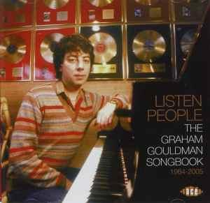 Listen People Graham Gouldman Songbook
