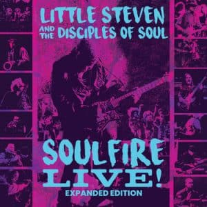 Little Steven Soulfire Live Expanded Edition