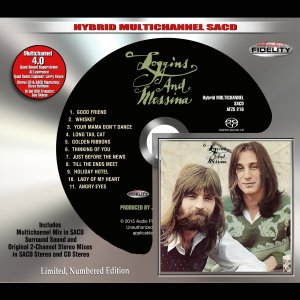 Loggins and Messina SACD