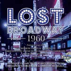 Lost Broadway 1960