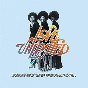 Love Unlimited Uni MCA 20th Singles