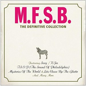 "Love Is The Message: Cherry Red Collects MFSB's ""Definitive Collection"""