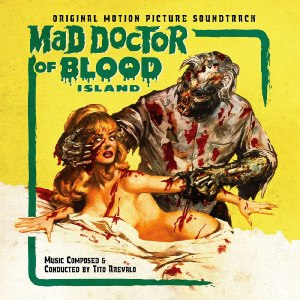 Mad Doctor of Blood Island OST
