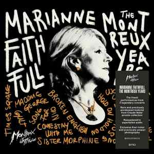 Marianne Faithfull Montreux Years