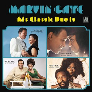 Marvin Gaye His Classic Duets