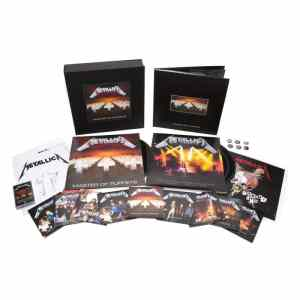 Master of Puppets Deluxe