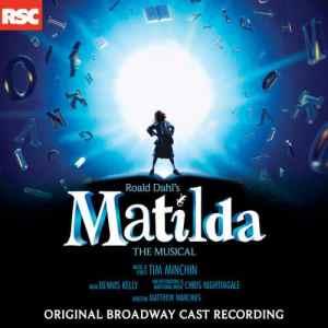Matilda OBC Vinyl