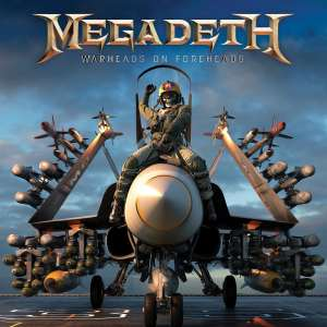 Megadeth WOF 4LP 3CD plain
