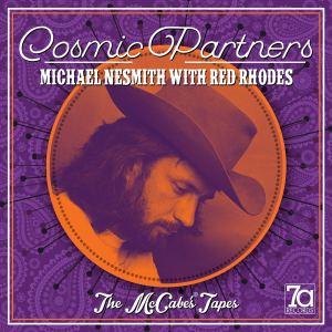 Michael Nesmith Cosmic Partners CD