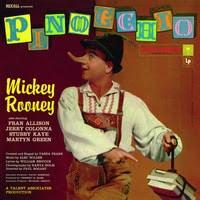 Mickey Rooney - Pinocchio