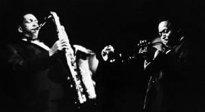 Miles Davis John Coltrane 1960